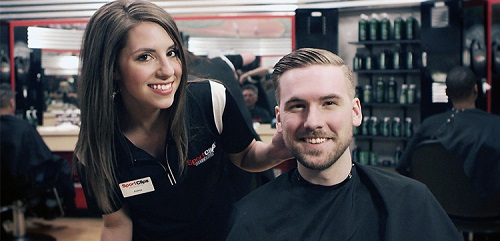 Sport Clips Haircuts of Parkcrest Shopping Center ​ stylist hair cut
